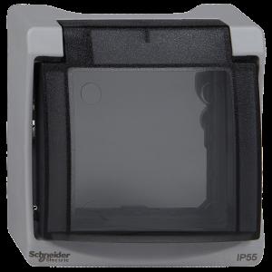 Schneider – Unica Cover frame + box ENN35303