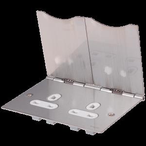 Schneider – Ultimate unswitched floor socket GU3252WSS