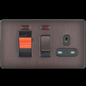 Schneider – Ultimate Screwless flat plate GU4401-BSS