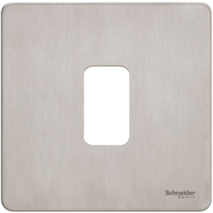 Schneider – Ultimate screwless plate Grid system GUGS01GSS