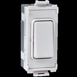 Schneider – Ultimate Grid system – 1 pole switch module GUGS102RW
