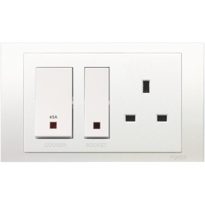 Schneider – Vivace Switch KBT15D45N