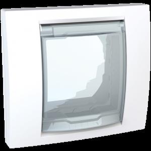 Schneider – Unica Cover Frame MGU61.002.18