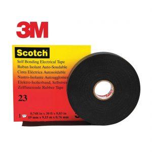3M™ – Scotch™ 23 Black Tape