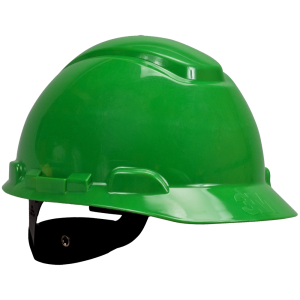 3M – Full Brim Hard Hat Safety Helmet  H-704R