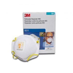 3M – Particulate Respirator 8511