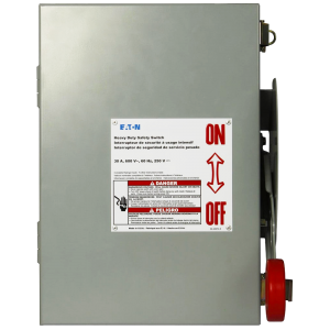Eaton – Safety Switch Heavy Duty DH361UDK