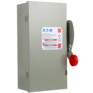 Eaton – Safety Switch Heavy Duty DH361UGK