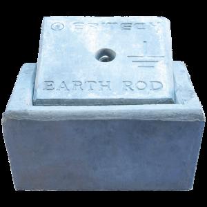 nVent Erico – Inspection Housing Concrete Pit IP900C