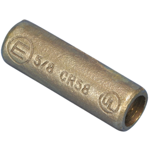 nVent Erico – Threaded Coupler for Copper Bonded Threaded Earth Rods, 5/8