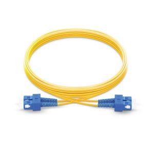 3M™ – ADADA-BW0001, Fiber Patch Cord, SC-SC Duplex Single-Mode