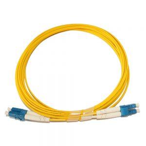 3M™ – ADVDV-BW0001 Fiber Patch Cord LC-LC Duplex Single-Mode