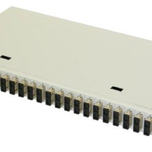3M™ – ECO-SPP3-E-2C-SS 19″ Fiber Patch Panel