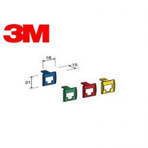3M™ – VOL-PCC-G, Green Port Cap