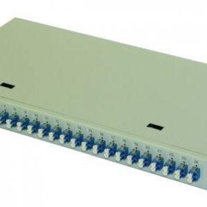 3M™ – ECO-SPP3-E-1LC-SS, 19″ Fiber Patch Panel