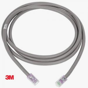 3M™ – VOL-6UP-L1-DG, Patch Cord, Cat6, U/UTP PVC withBoot