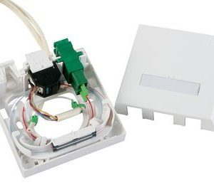 3M™ – 8686 FTTH Wall Outlet